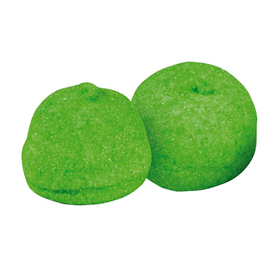 Marshmallows Γκόλφ Πράσινο (Χωρίς Γλουτένη) 100 gr Συσκευασία
