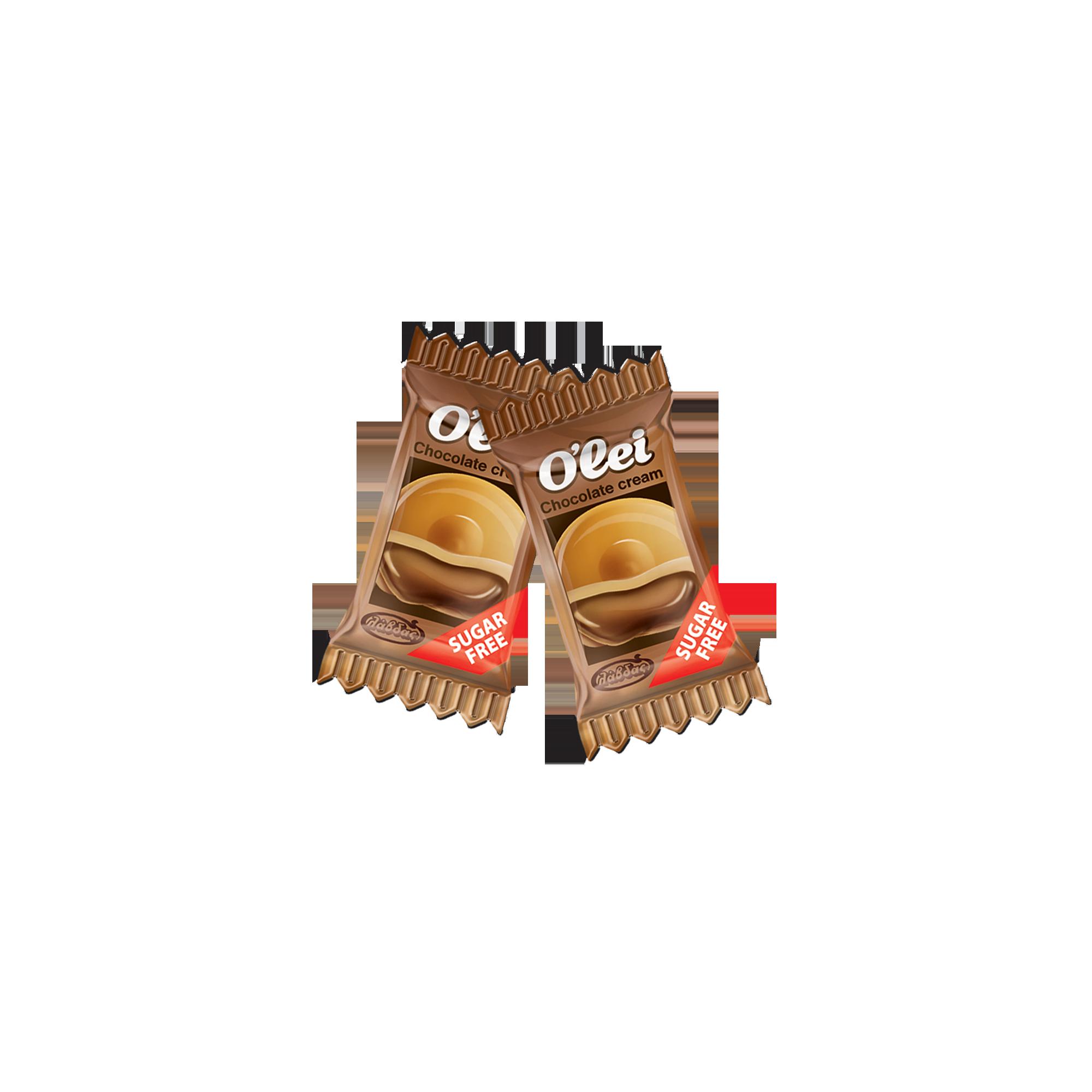 Καραμέλα Οlei, σοκολάτα κρέμα 500 gr Συσκευασία