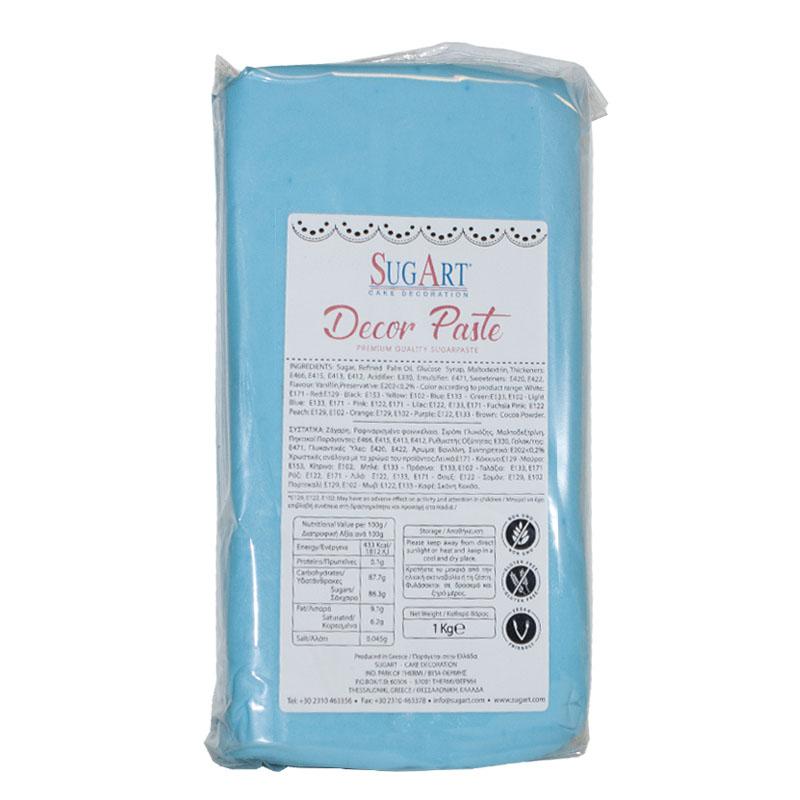 Ζαχαρόπαστα Σιέλ 100 gr Συσκευασία