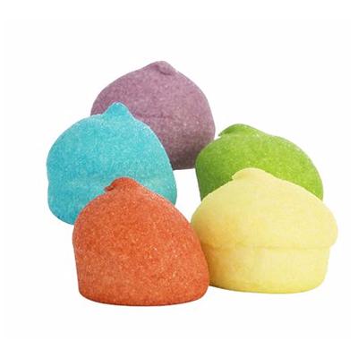 Marshmallows Γκολφ Κονφετί (Χωρίς Γλουτένη) 500 gr Συσκευασία