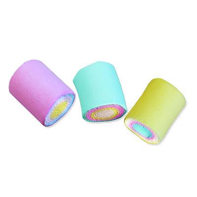 Marshmallows Ουράνιο Τόξο (Χωρίς Γλουτένη) 100 gr Συσκευασία