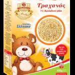 Παιδικός Τραχανάς με Αγελαδινό Γάλα 12 + μηνών  400gr Klimanis