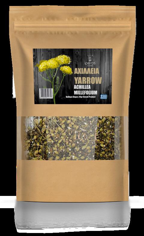 Βιολογικό Βότανο Αχίλλεια 20 gr. Συσκευασία