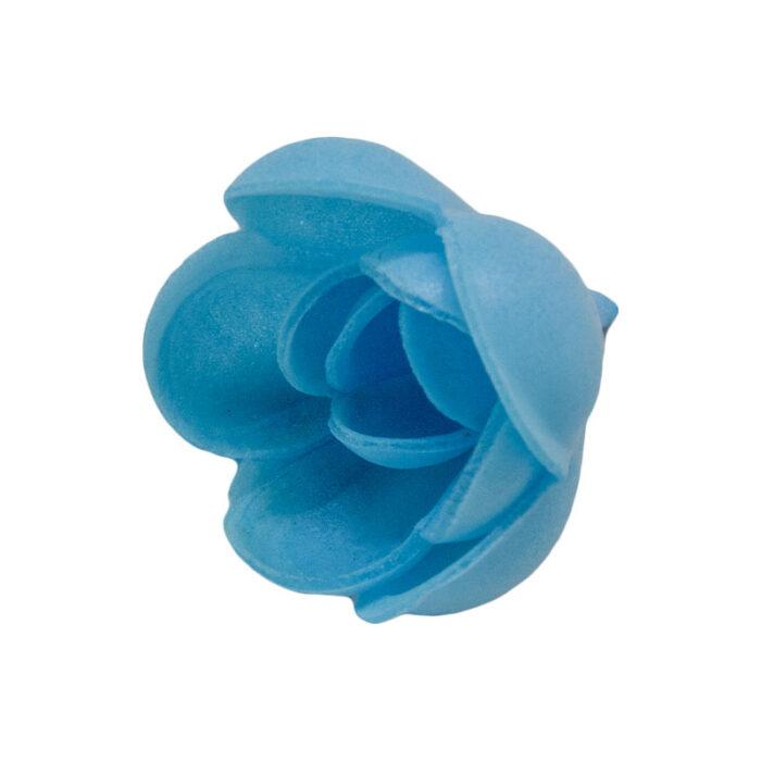 Μπλε μεσαίο Λουλούδι Βάφλας (τεμ).
