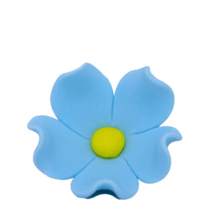 Άνθη Ζύμης Λουλούδι Μπλε Κίτρινο (τεμ).