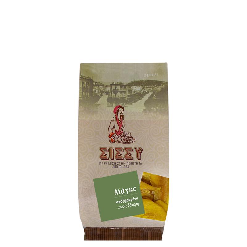 Μάνγκο Αποξηραμένο (φυσικό) 100 gr Συσκευασία