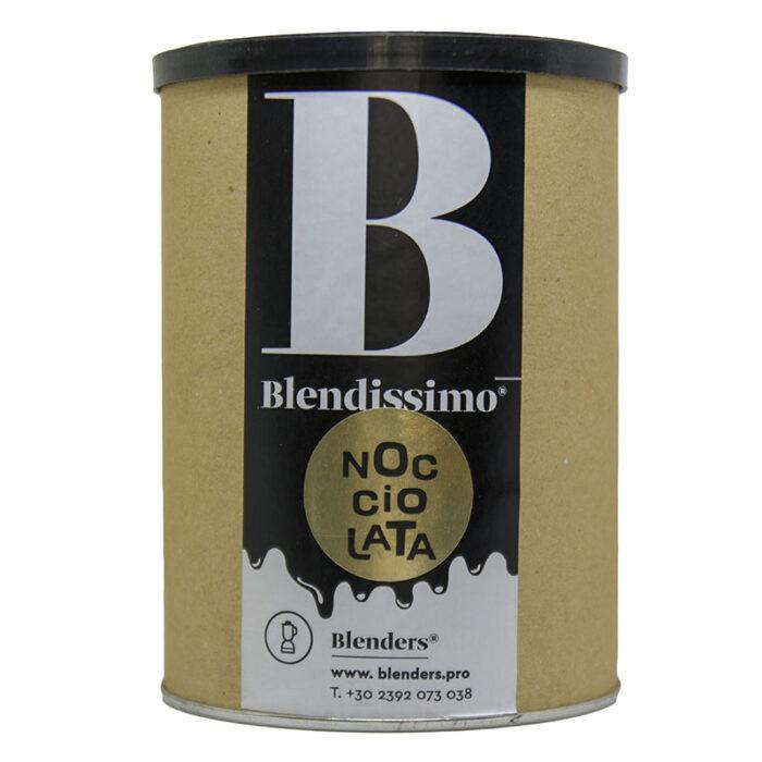 Σοκολάτα ρόφημα με γεύση Blendissimo Nocciolata 100 gr Συσκευασία