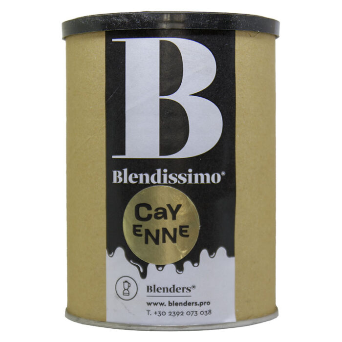 Σοκολάτα ρόφημα με γεύση Blendissimo Cayenne 250 gr Συσκευασία
