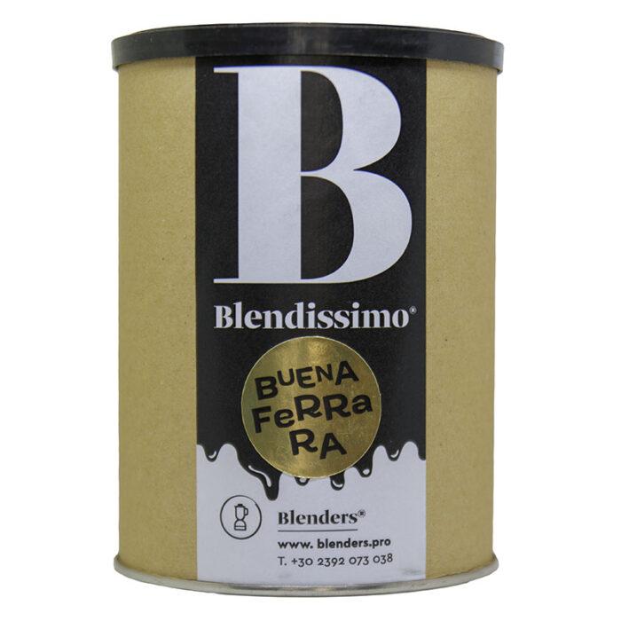 Σοκολάτα ρόφημα με γεύση Blendissimo Buena ferrara 100 gr Συσκευασία