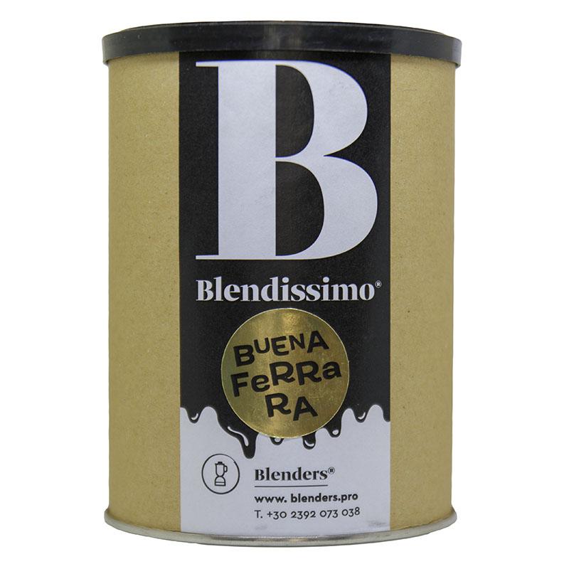 Σοκολάτα ρόφημα με γεύση Blendissimo Buena ferrara 500 gr Συσκευασία