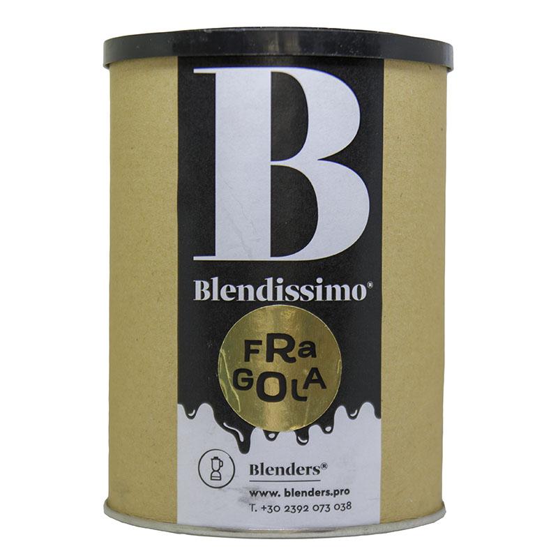 Σοκολάτα ρόφημα με γεύση Blendissimo Fragola 100 gr Συσκευασία